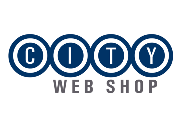 City Web Shop Logo