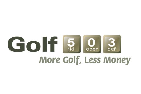 Golf503 Logo