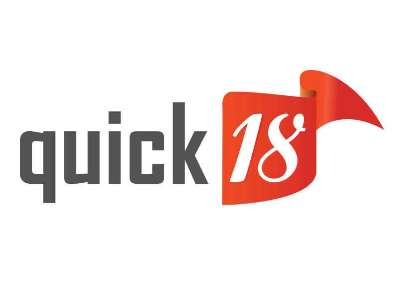 Quick18 Logo   Zen Creative Group